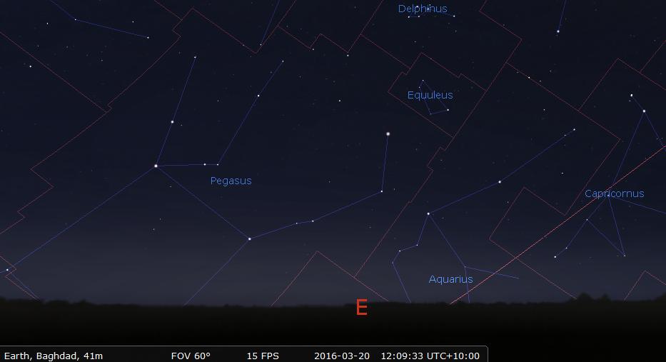 heliacal rising star astrology
